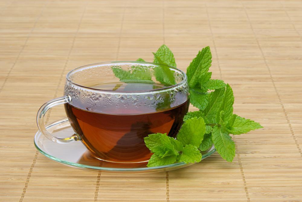 мятный чай для потенции фото
