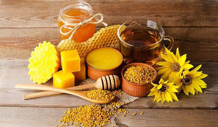 продукты пчеловодства фото