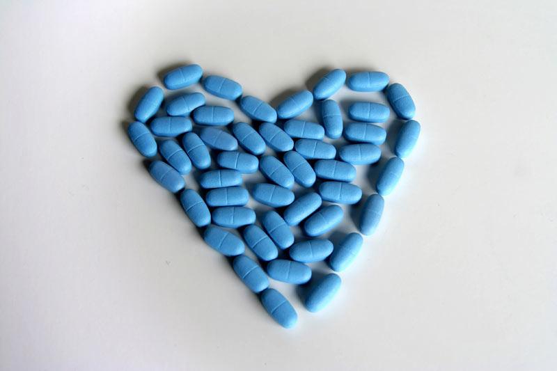 сердце из таблеток