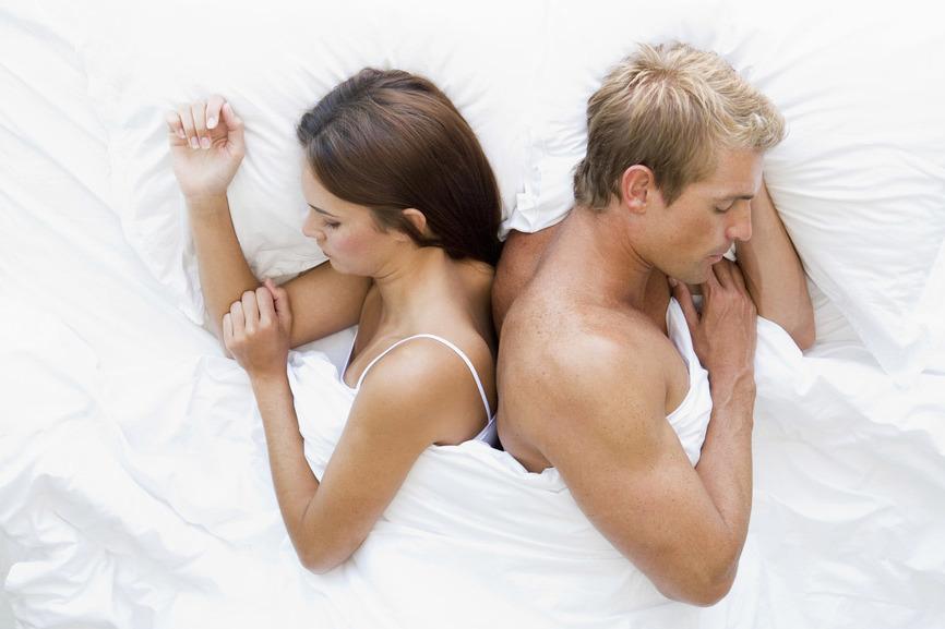 член падает во время полового акта