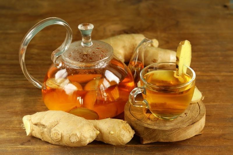 Имбирный чай для потенции фото